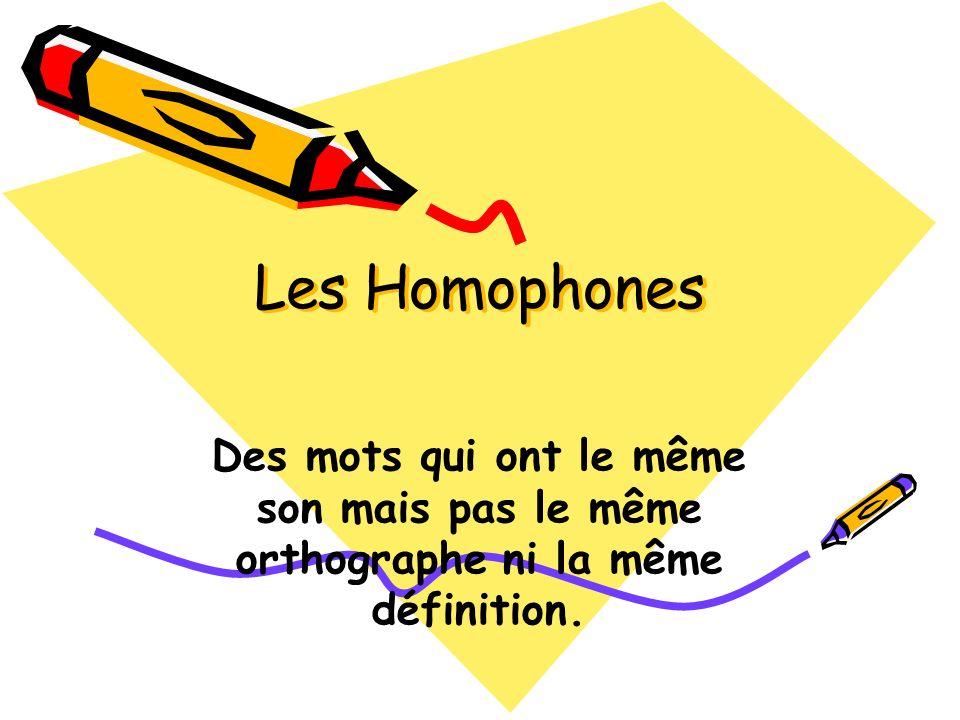 Et ou Est (Pas les homophones) Et: il signifie que tu ajoutes une information.