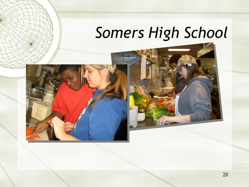 20 Somers High School