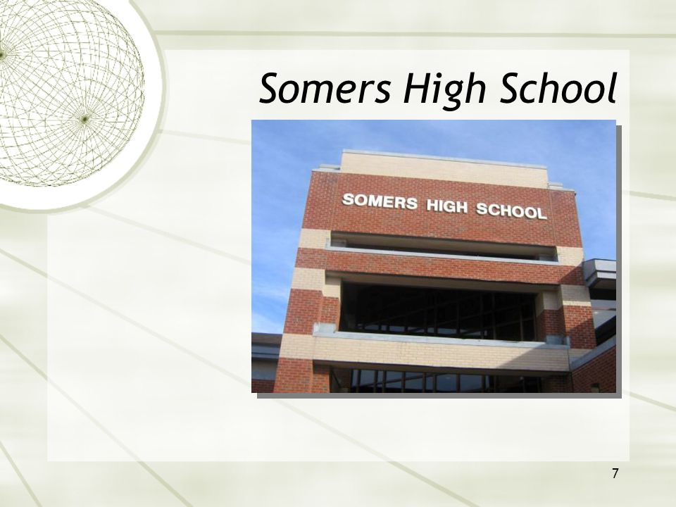 7 Somers High School