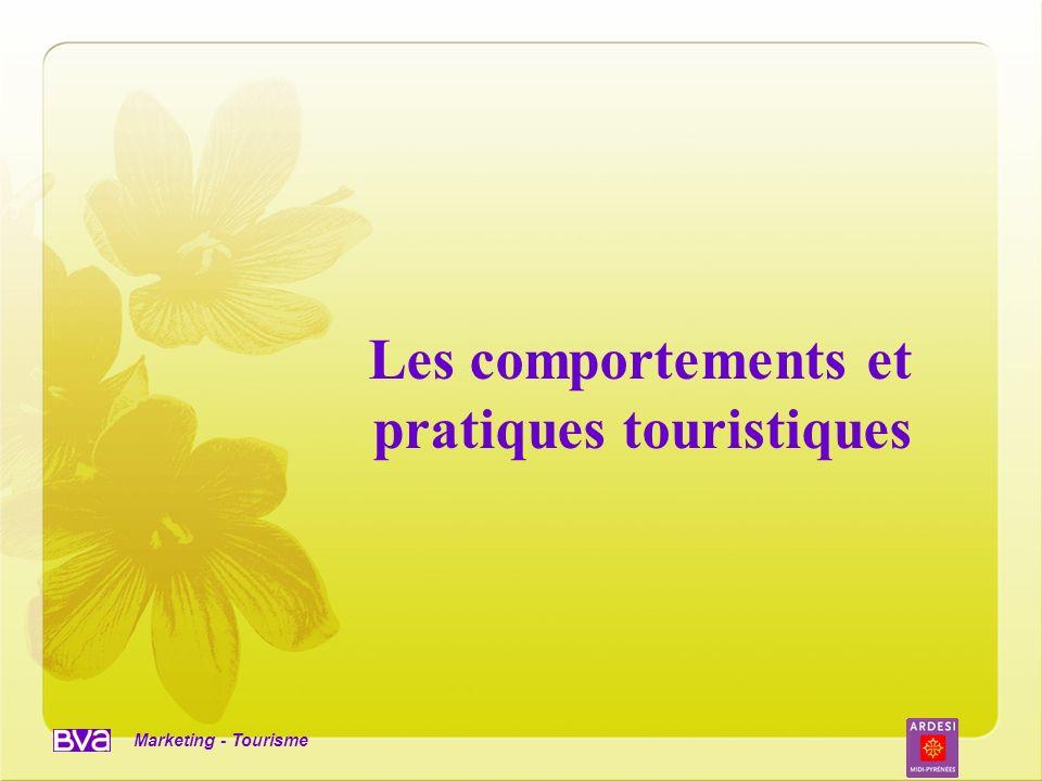 Marketing - Tourisme Merci de votre attention Résultats disponibles sur le site de lARDESI Midi-Pyrénées http://www.ardesi.fr/