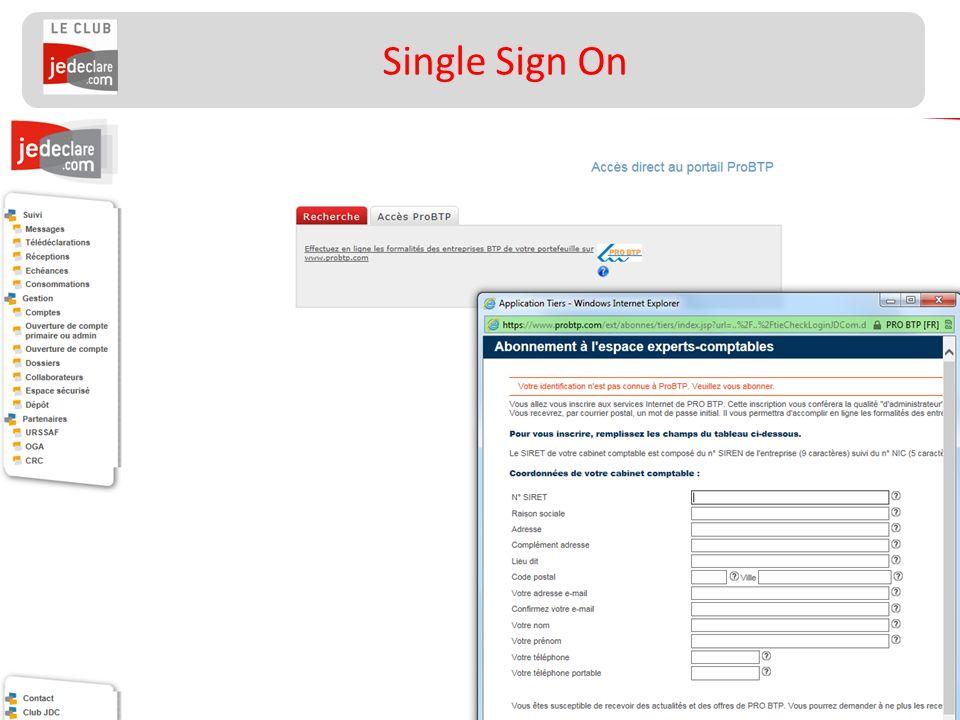 27 Single Sign On