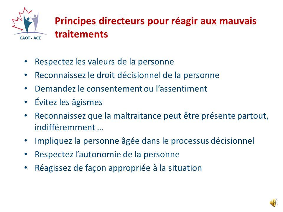 Contenu du document sur les stratégies pour lutter contre la maltraitance Section 1 : Contexte et indicateurs Section 2 : Premières étapes Section 3 :