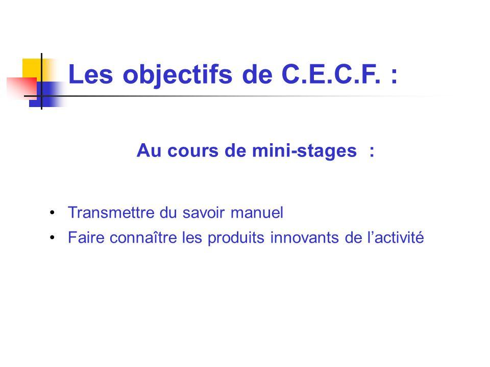 Le + Humanitaire C.E.C.F.