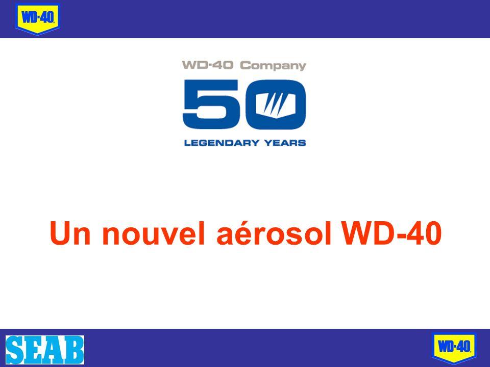 Un nouvel aérosol WD-40