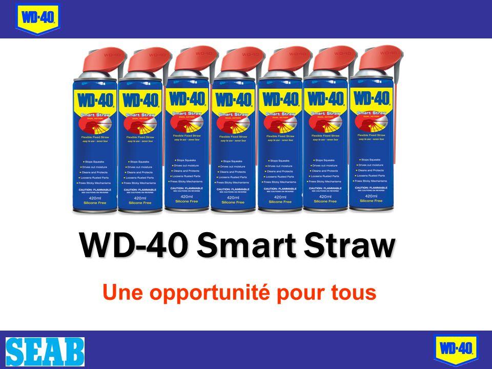 WD-40 Smart Straw WD-40 Smart Straw Une opportunité pour tous