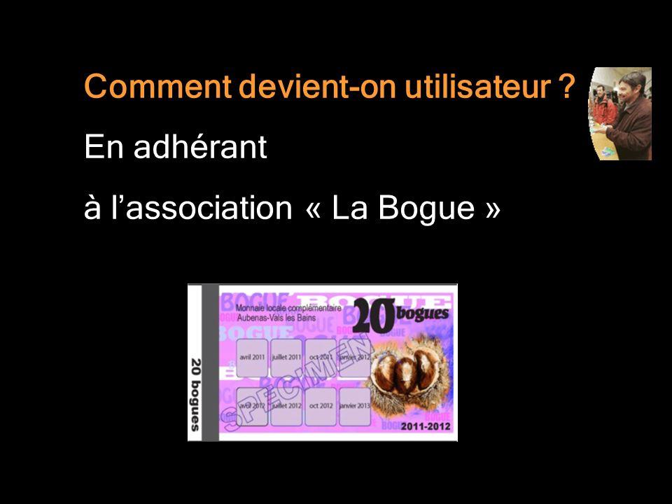 La réappropriation citoyenne de la monnaie passe très exactement par un triple refus : du nimporte où… du nimporte qui… du nimporte quoi… Pour la Bogu