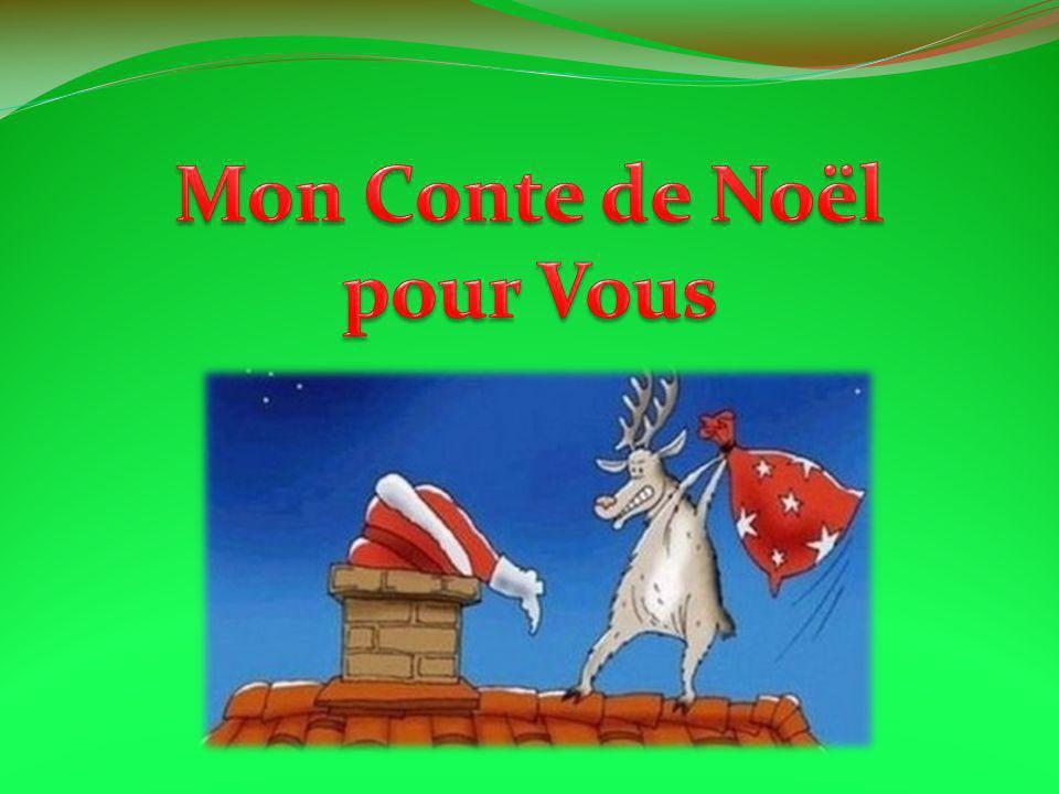 Un conte de Noël en français Je vous ai écrit un conte de Noël, mes élèves, mais vous devez complèter les phrases avec des objets pronoms.