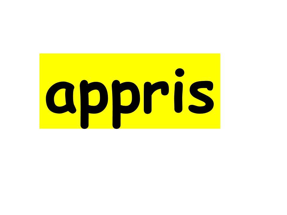 appris