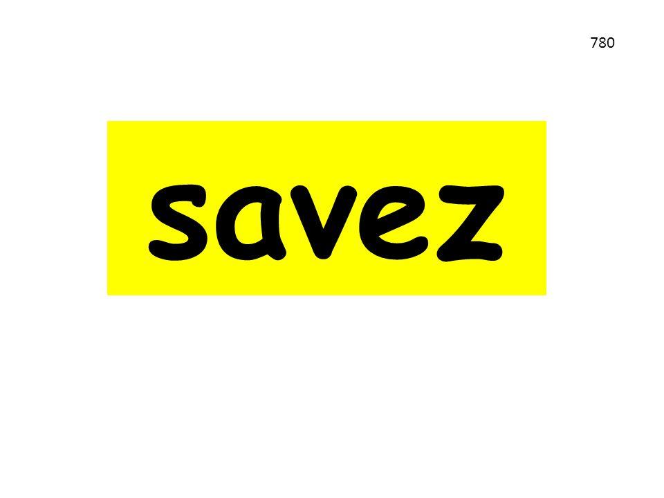 savez 780