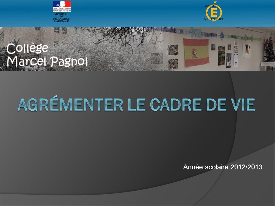 Année scolaire 2012/2013