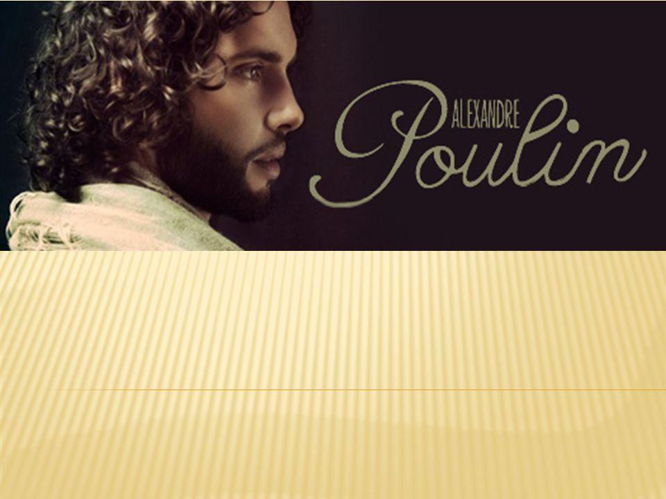 Lartiste invité cette semaine est Alexandre Poulin.
