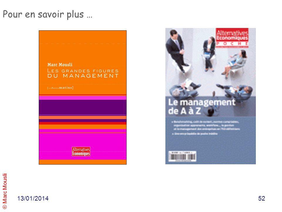® Marc Mousli Pour en savoir plus … 13/01/201452