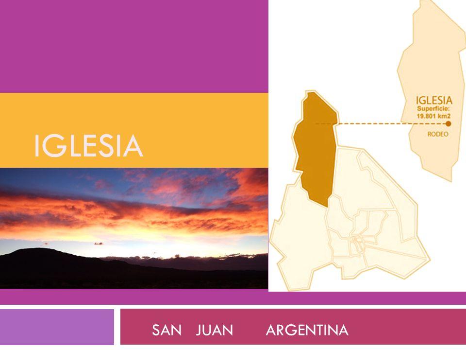 IGLESIA SAN JUAN ARGENTINA