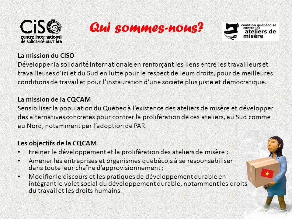 Bloc C: RSO et développement durable … démarche volontaire ou législation.