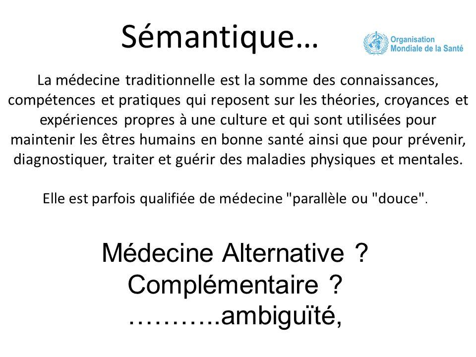 MÉDECINE INTÉGREE médecine intégrée = – lassociation de ce quil y a de meilleur en médecine conventionnelle (allopathique) et dans les thérapies ou médecines complémentaires et alternatives (MCA).