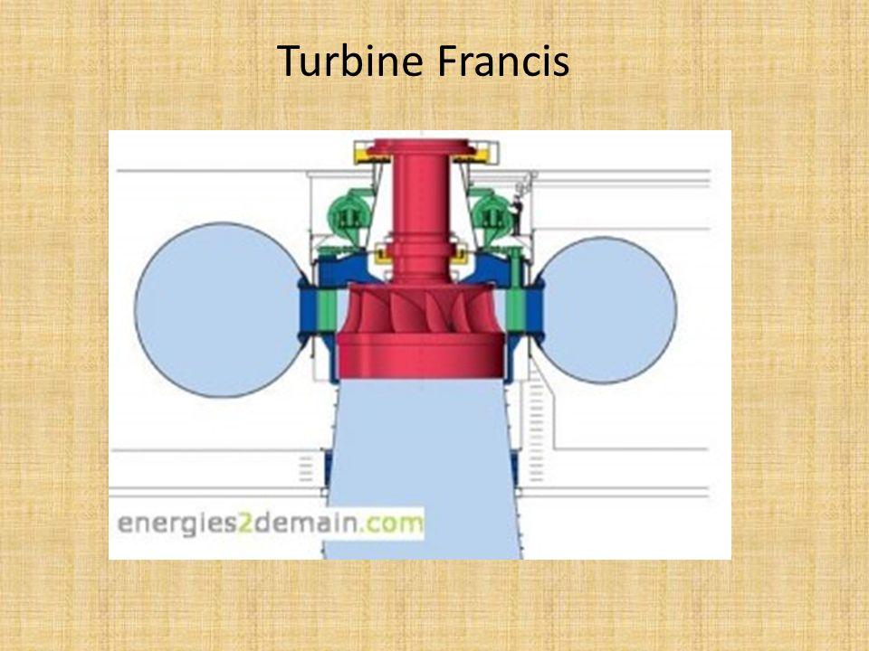 Turbine Francis