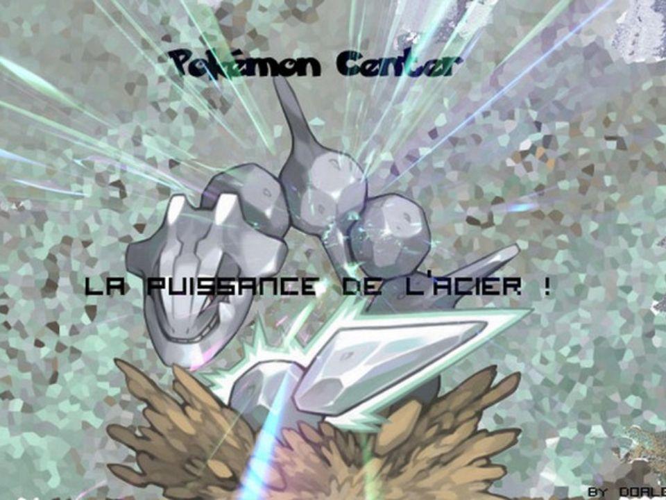 Diaporama réalisé par Steelix. Rejoignez-nous vite sur : http://pokemoncenter.forumgratuit.fr/forum