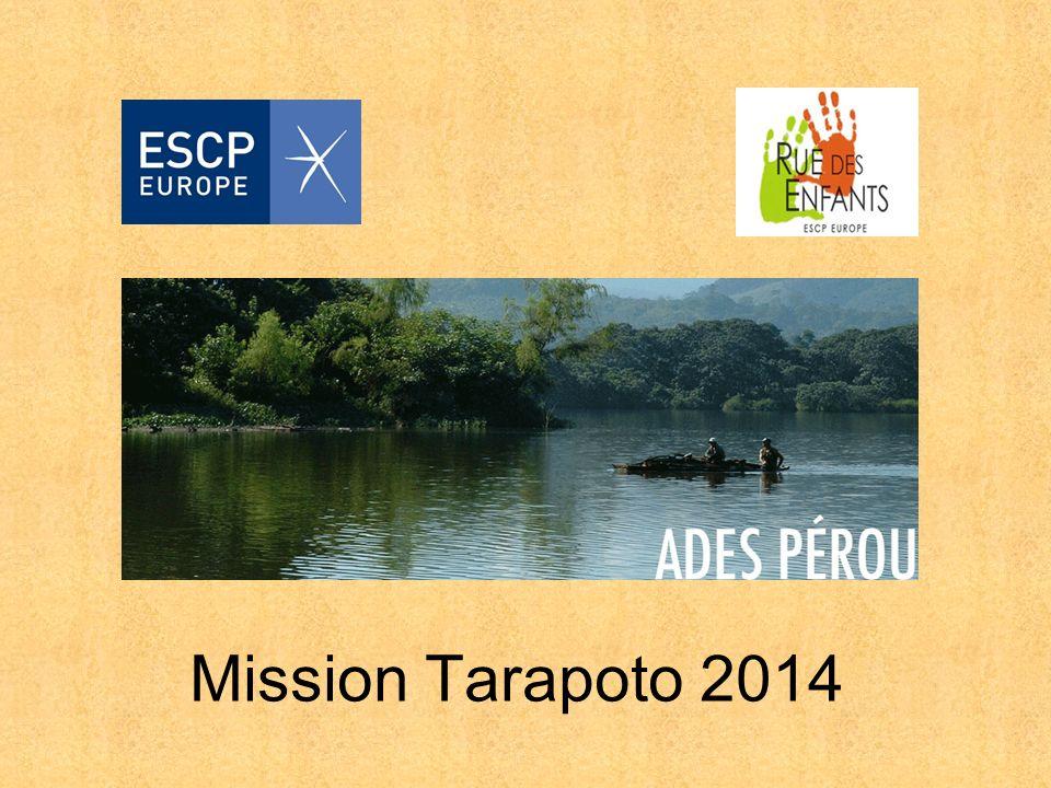 Mission Tarapoto 2014