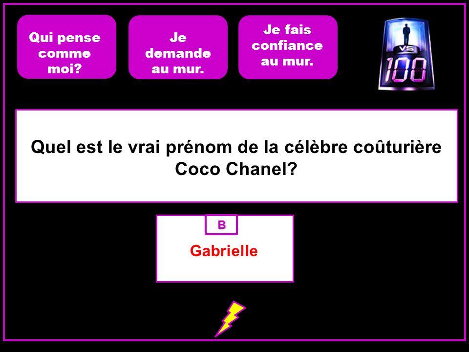 ABC La taillet La manche La chaîne Qui pense comme moi.