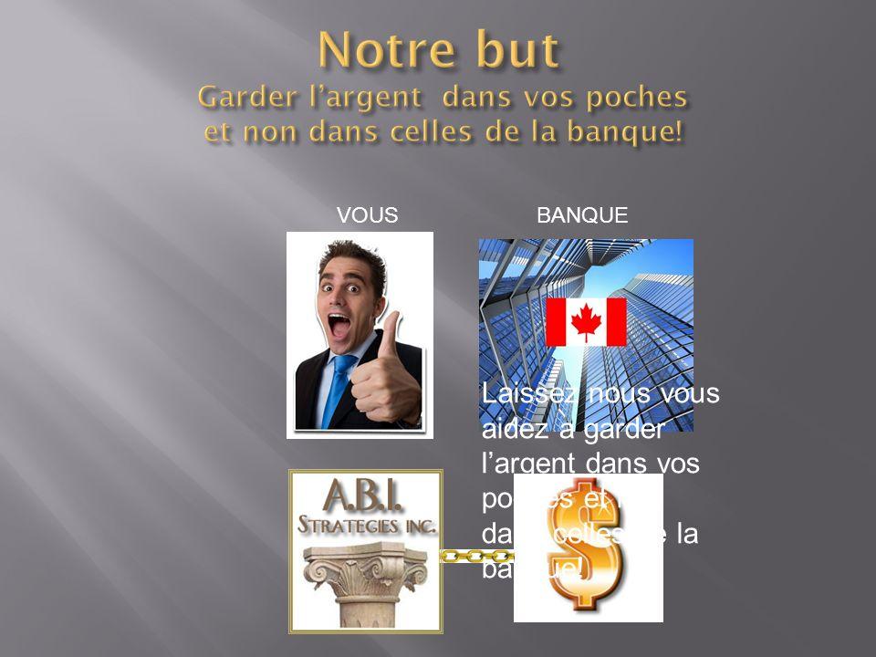 Faire une mise au point des hypothèques Canadiennes