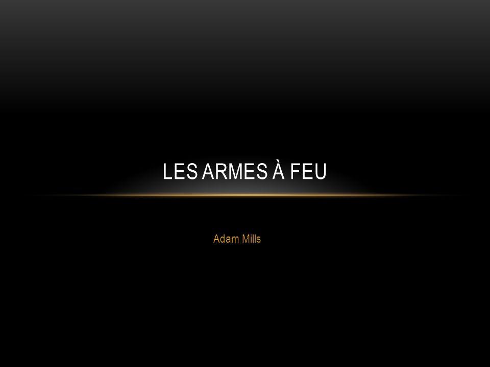 Adam Mills LES ARMES À FEU