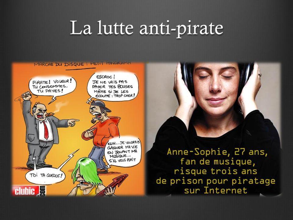 La lutte anti-pirate