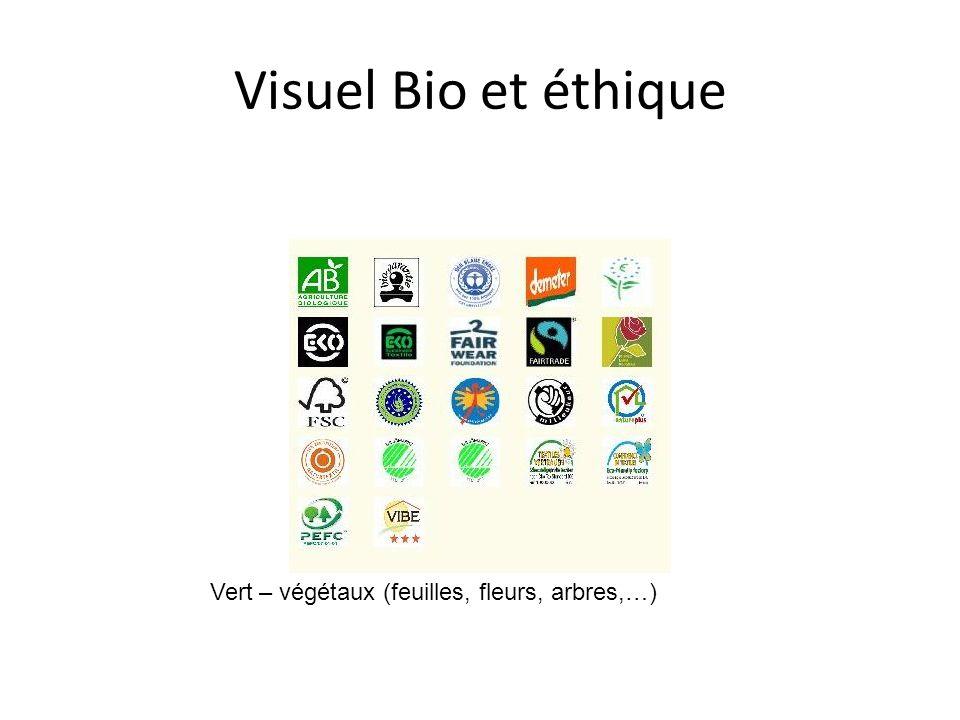 Visuel Bio et éthique Vert – végétaux (feuilles, fleurs, arbres,…)
