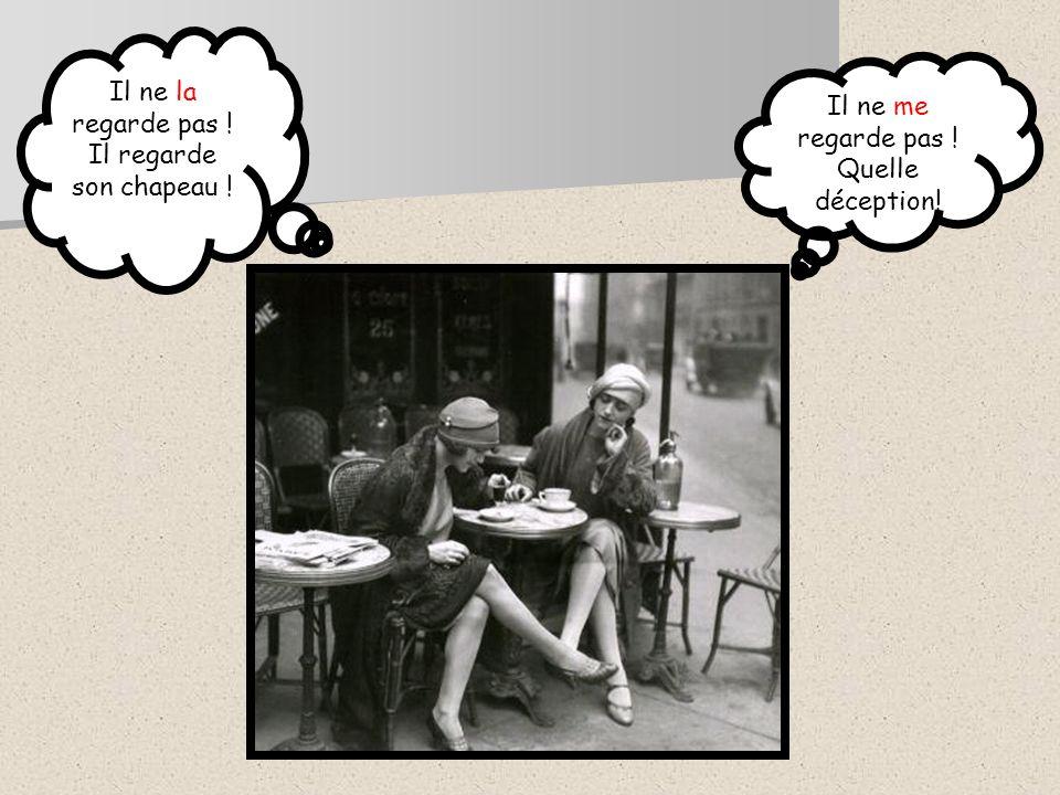 Donc… Le pronom COD est situé JUSTE AVANT le verbe : Le pronom COD est situé JUSTE AVANT le verbe : présent : je taime présent : je taime passé-composé : Je tai aimé (avant lauxiliaire avoir) passé-composé : Je tai aimé (avant lauxiliaire avoir) futur proche : Je vais taimer (avant « aimer ») futur proche : Je vais taimer (avant « aimer »)