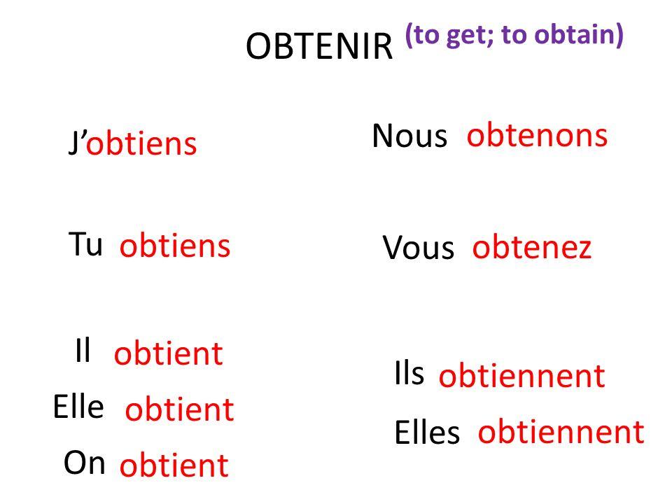 Other irregular verbs 1 er groupe