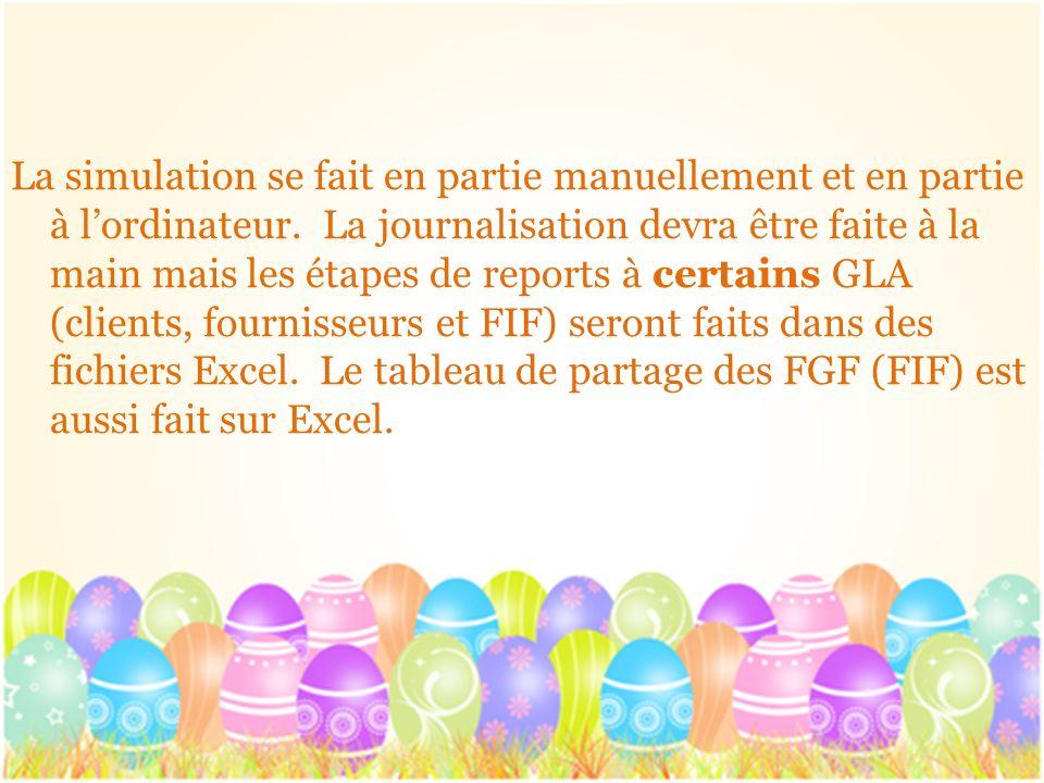 Grand livre auxiliaire frais indirects de fabrication (GLAFGF….qui devient GLAFIF) Excel Remarquez que les soldes au 01 décembre sont tous à 0.