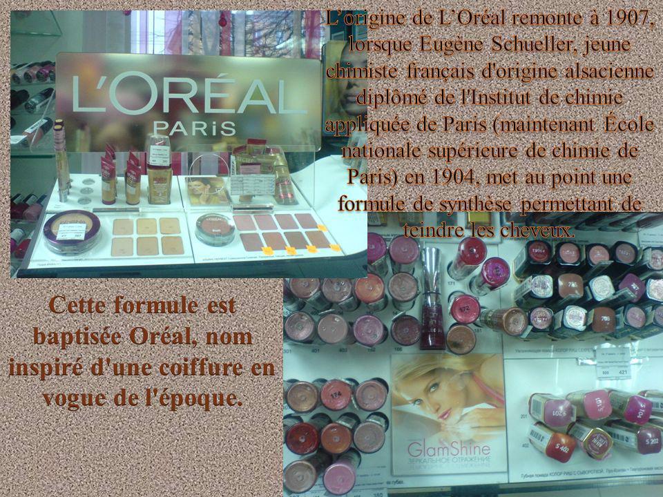 Organisé par circuits de distribution, le groupe LOréal dispose de quatre divisions opérationnelles : les produits professionnels, les produits grand public, les produits de luxe et la cosmétique active.