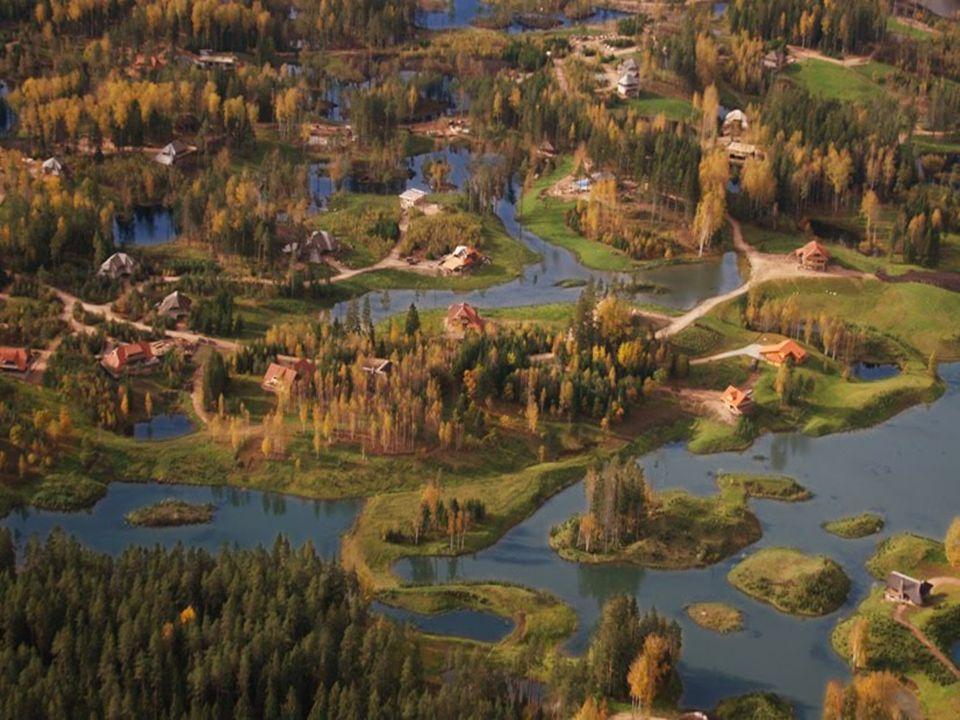 Amatciems est situé à 80 km de Riga, capitale de la Lettonie et à 12 km de Césis qui compte 20.000 habitants. Si vous voulez acheter une maison dans u