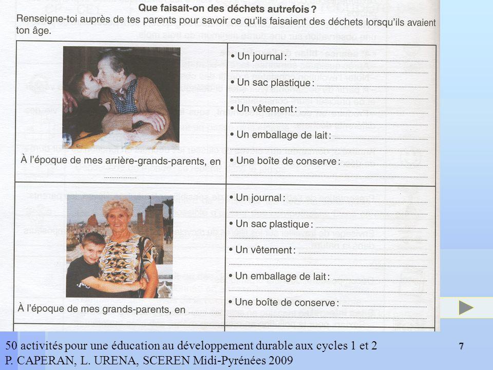 25/04/2014groupe EDD IA 69 Education au choix Le cartable vert