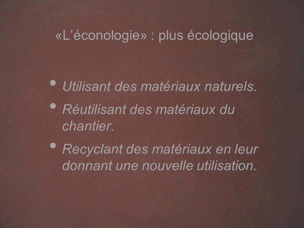 «léconologie» : plus économique Chercher des solutions alternatives pour acheter des outils, matériaux : vide- grenier, leboncoin.fr...