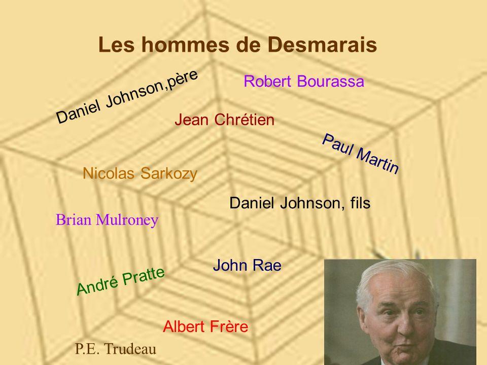 SOURCES Diane Francis Jean Bouthillette Peter C.