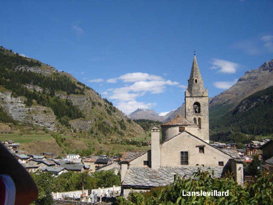 Eglise de Bonneval Bonneval