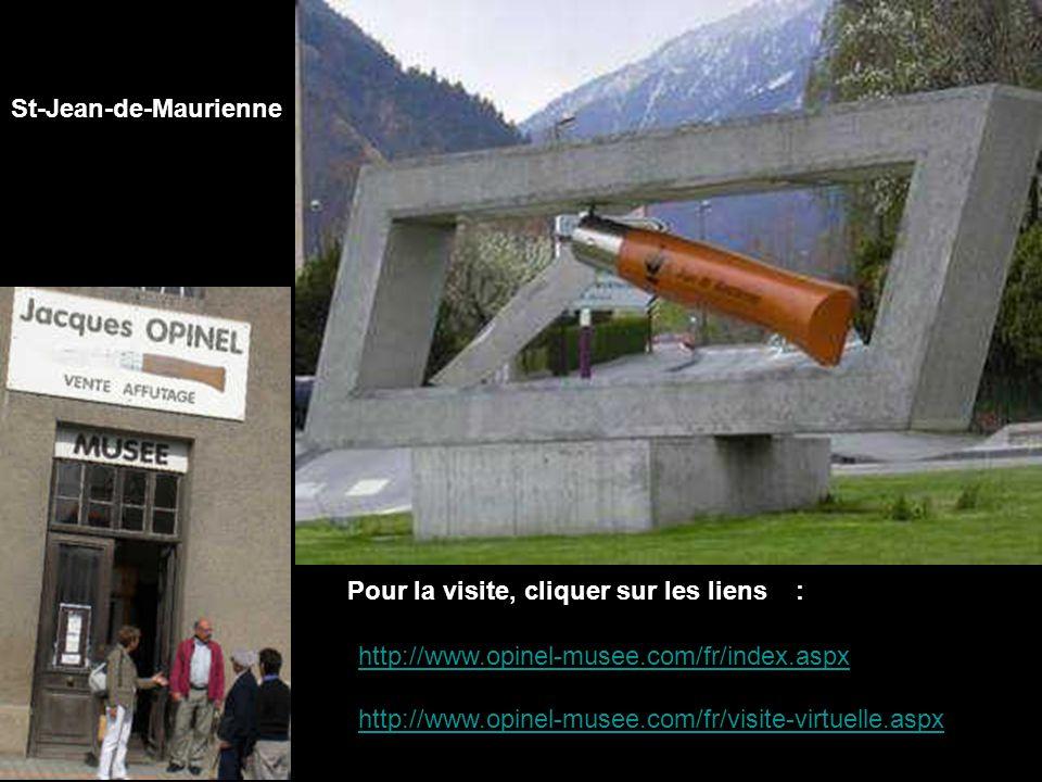 Objets en aluminium (musée)