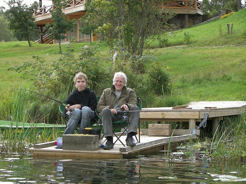 Une maison pour ceux qui sont prêts à partager leur vie avec la nature, et cohabiter en harmonie. Une maison pour ceux qui aiment observer les oiseaux