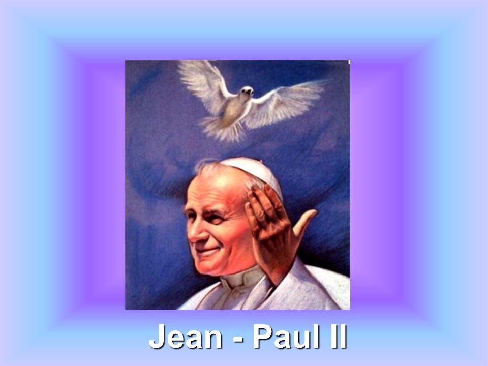 Jean - Paul II