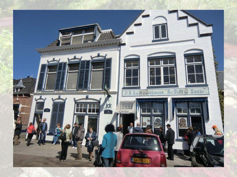Delft est une ville de la province néerlandaise de Hollande-Méridionale.