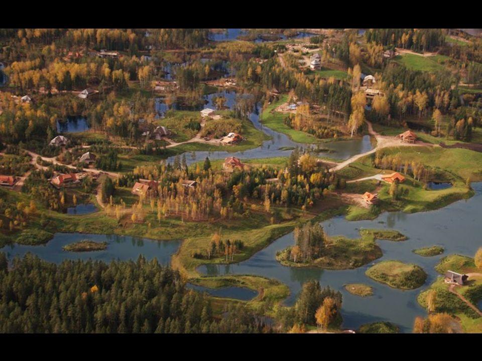 Amatciems est situé à 80 km de Riga, la capitale de la Lettonie, et 12 km de Cēsis qui compte environ 20.000 habitants.