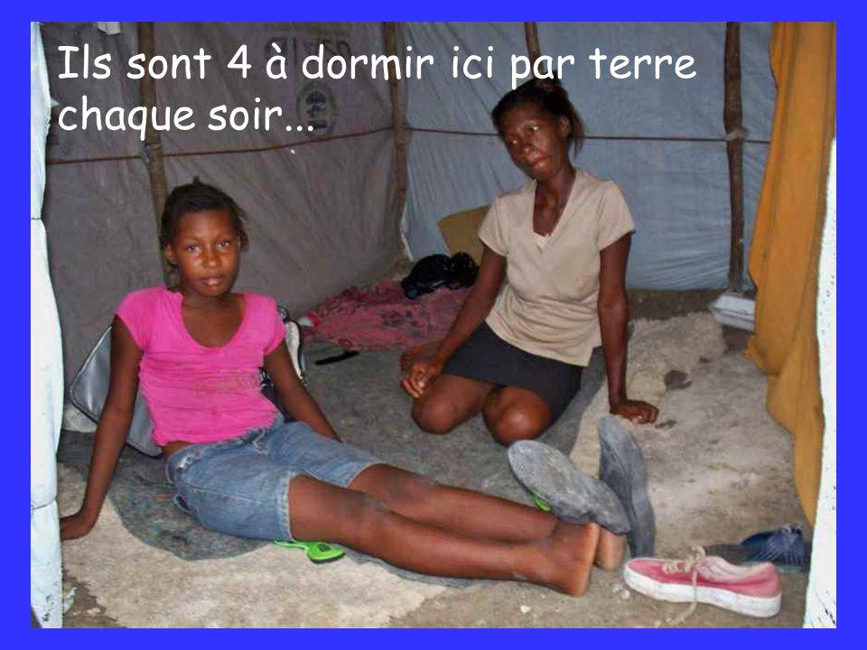 Objectifs Regrouper originellement et prioritairement des chrétiens veufs/veuves, orphelins/es et amputés/es de Port-au Prince suite au séisme du 12 janvier 2010.