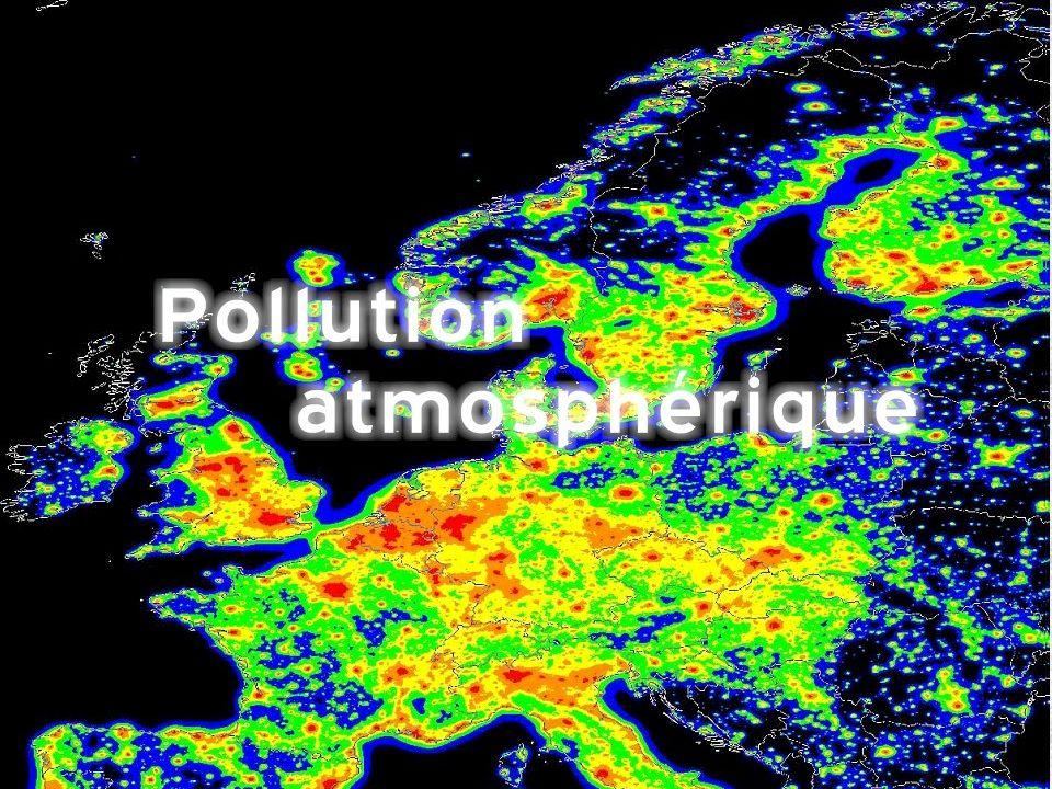 polluants Les polluants… CO installations CO 2 carburants & forêts CH 4 agriculture SO 2 combustibles fossiles CFC utilisation des produits