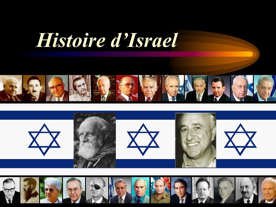 Histoire dIsrael