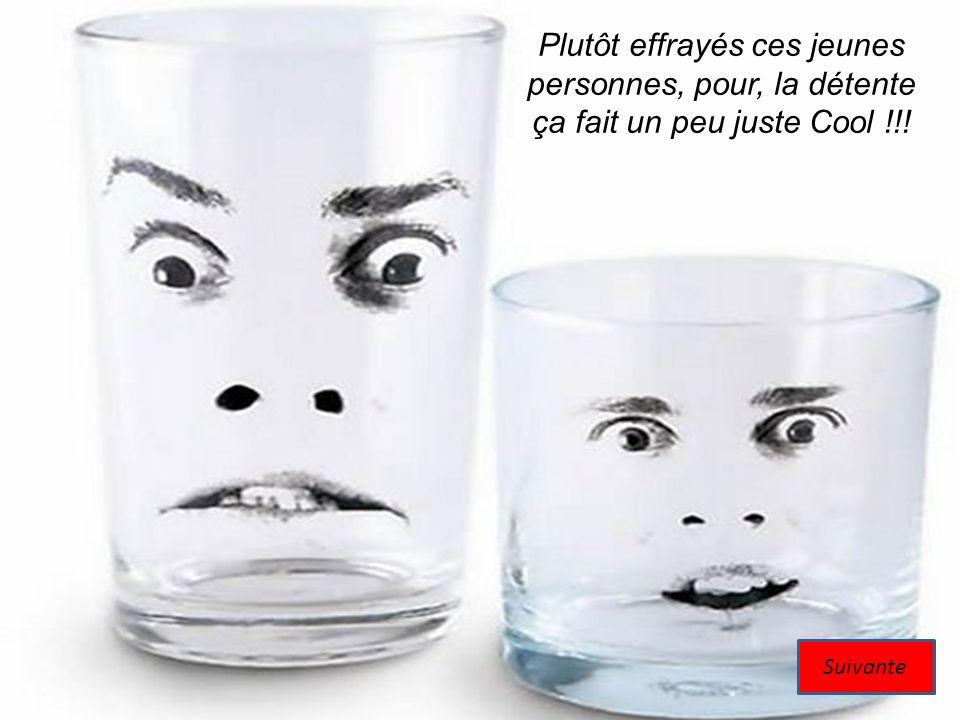 Verre tube à essai mutant par Etienne Meneau Oui très beau, mais on fait comment avec les gros doigts du lave vaisselle ?