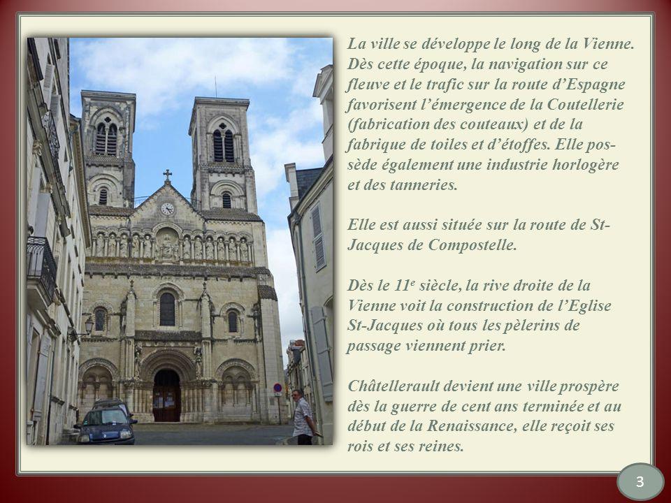 Châtellerault : La « Manu » à la Belle Epoque Photos du net 13