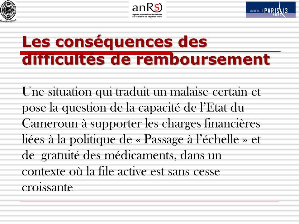 Une situation qui traduit un malaise certain et pose la question de la capacité de lEtat du Cameroun à supporter les charges financières liées à la po