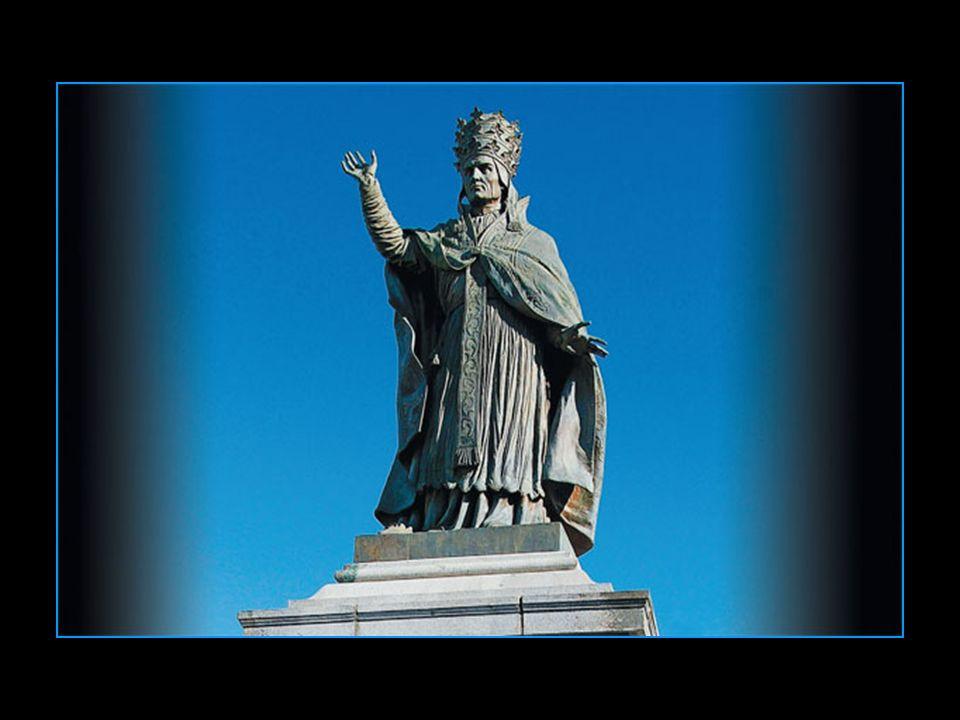 Gerbert dAurillac devenu Pape sous Sylvestre II