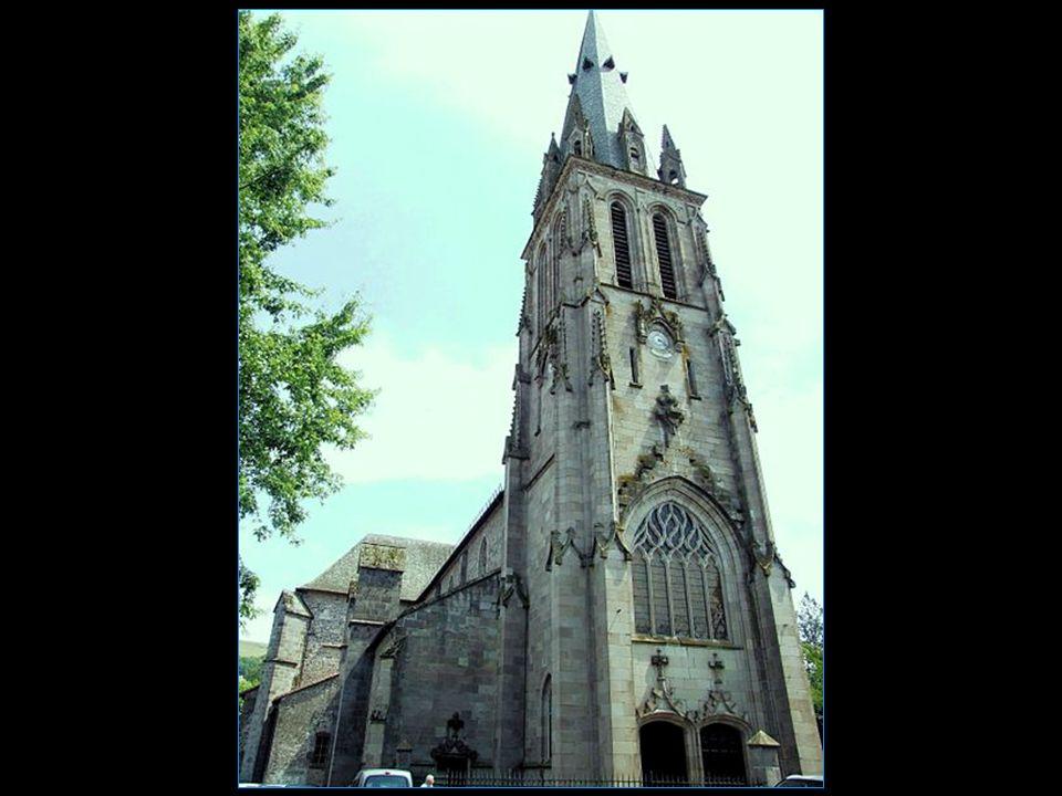 Eglise Saint-Géraud ( ancienne abbatiale )