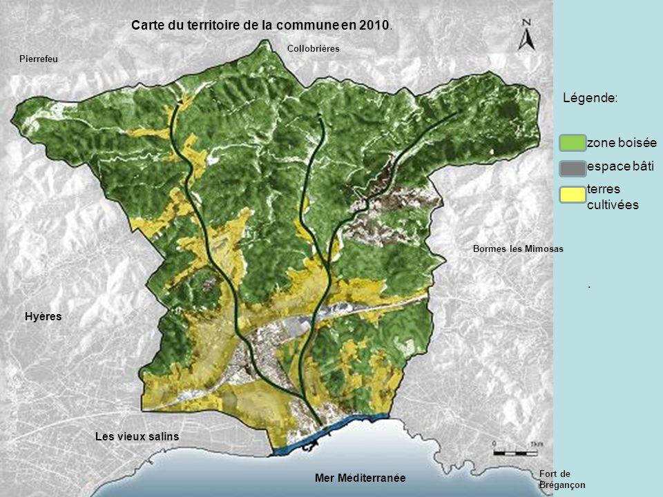 LA LONDE LES MAURES A mi-chemin entre Toulon et Saint Tropez, La Londe les Maures est une commune à part entière depuis le 11/01/1901.